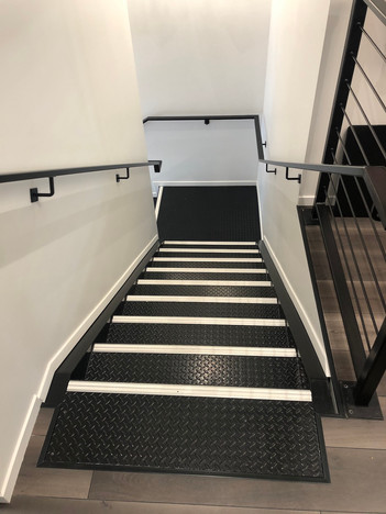 George Street Commercial Stairs 5