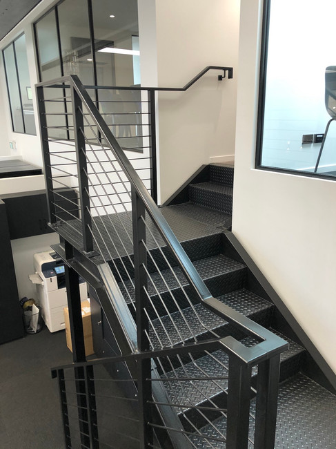George Street Commercial Stairs 10
