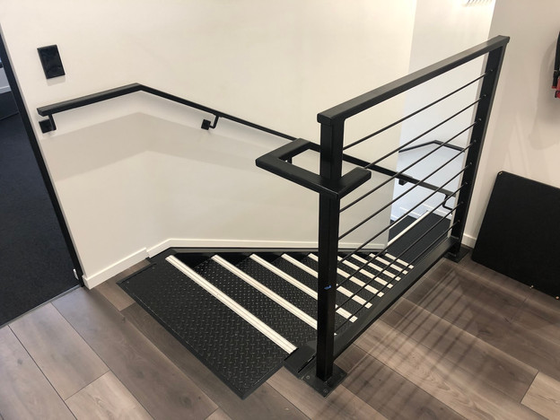 George Street Commercial Stairs 4