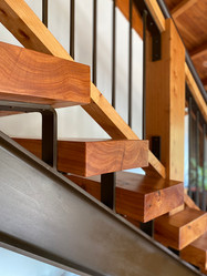 Wright Road Contemporary Staircase 12