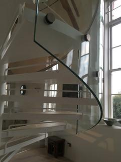 Lansdowne Drive Spiral Stairs 6