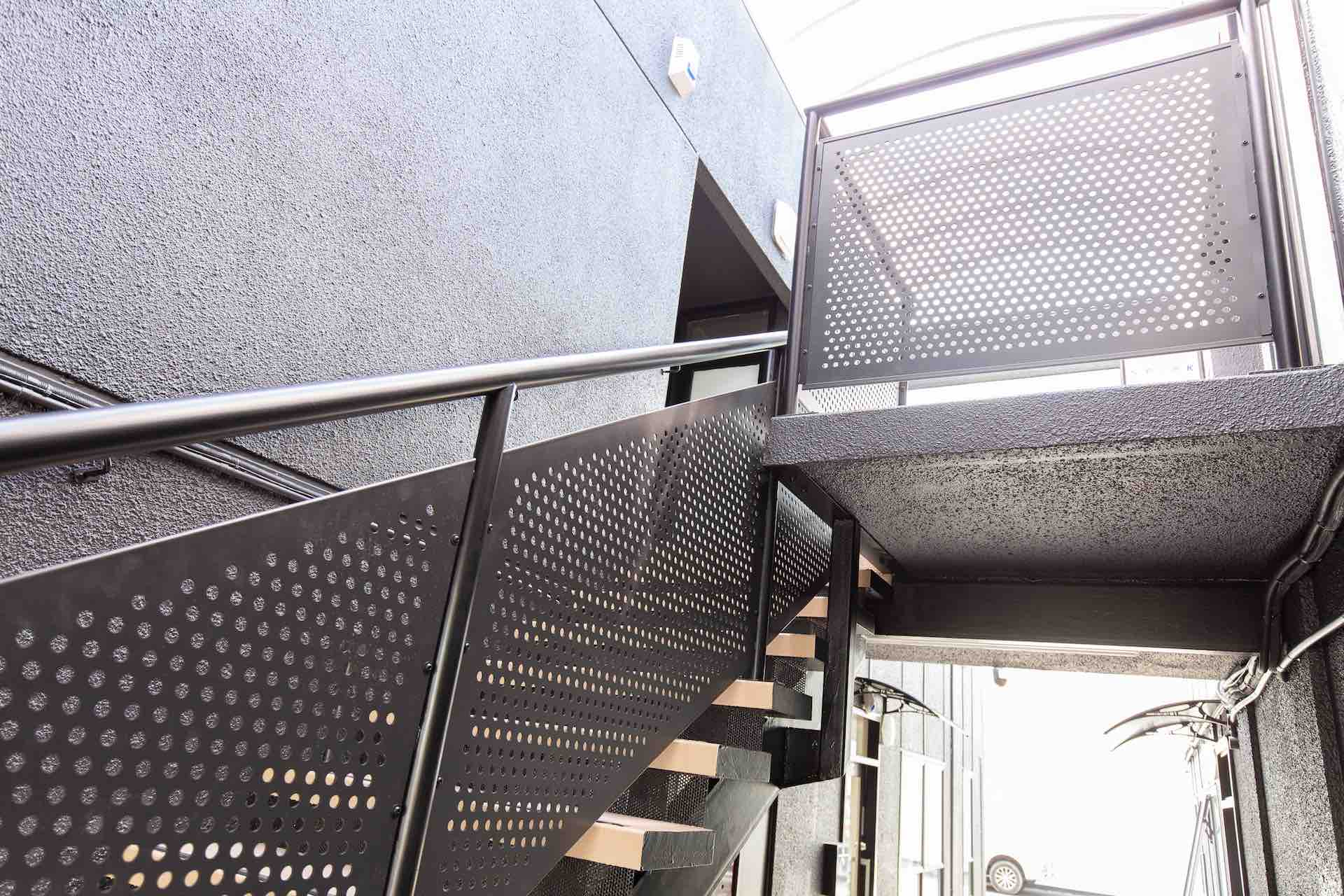 Stairworks can maintain and replace stairs by upgrading the balustrade and handrail system.