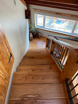 Wright Road Contemporary Staircase 6