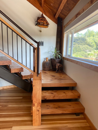 Wright Road Contemporary Staircase 4