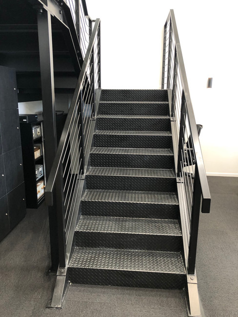 George Street Commercial Stairs 9