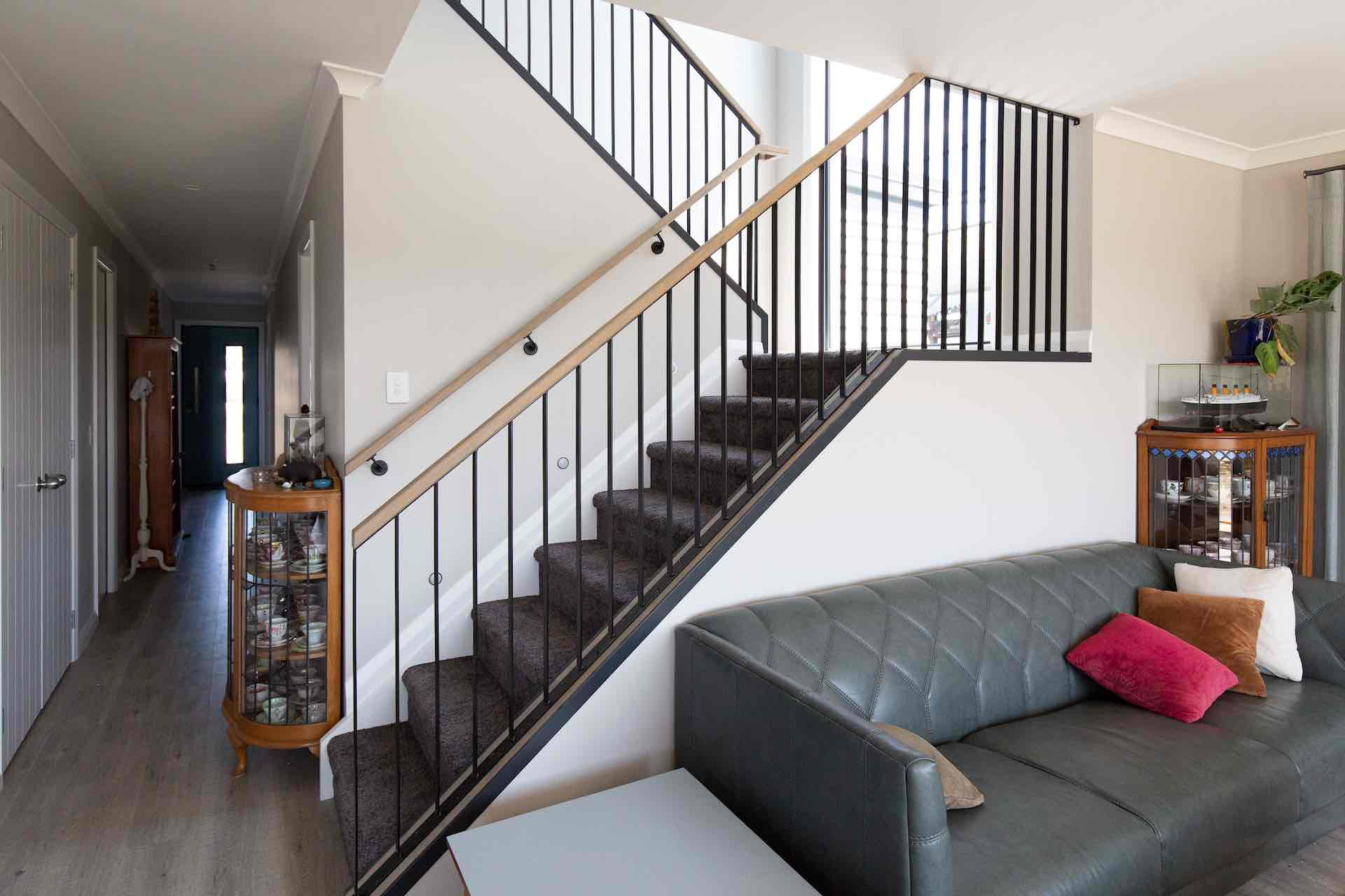 Stairworks can build you a new handrail and balustrade system at an affordable price.