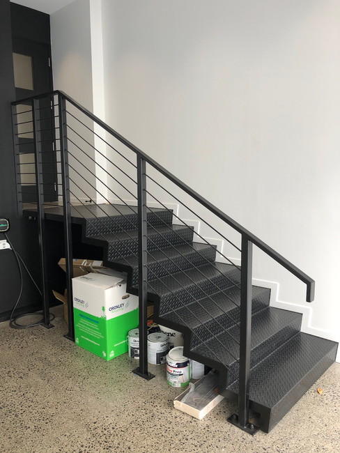 George Street Commercial Stairs 17