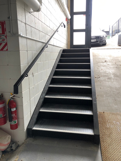 George Street Commercial Stairs 18