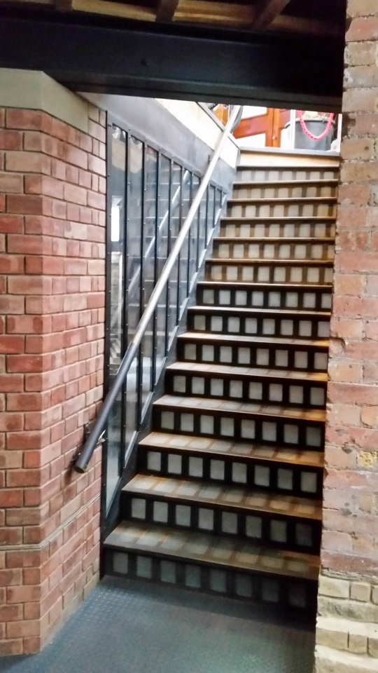 Bespoke stairs designed and installed by staircase design business Stairworks
