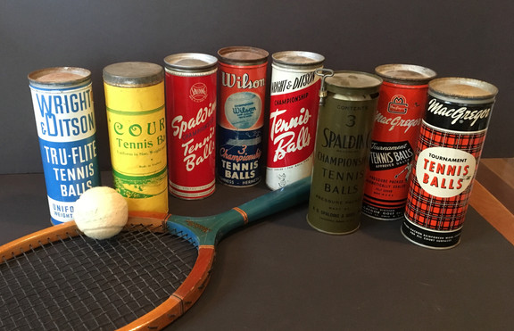 Selection of Cans - 1935-1950