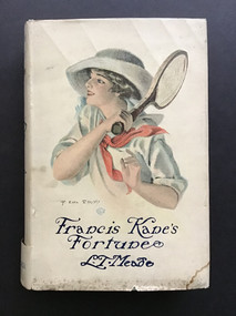 Tennis Novel for Girls - 1911