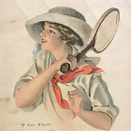 History of Tennis 1900 - 1938