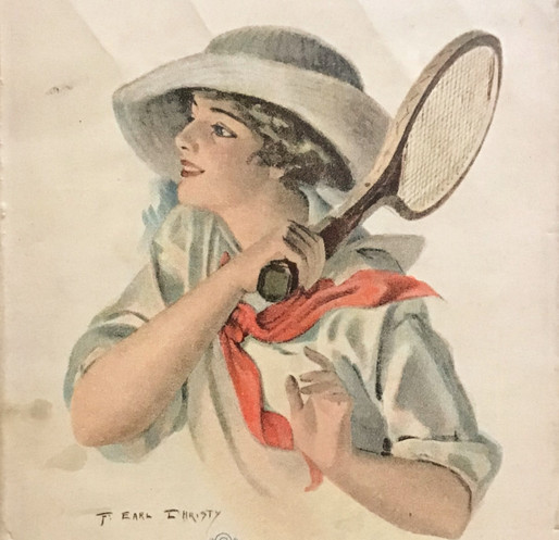 History of Tennis 1900 - 1938
