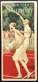 Tennis in Germany - 1932