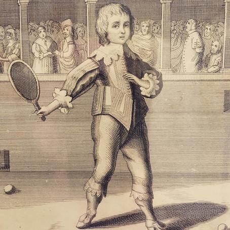 History of Tennis 1873 - 1900