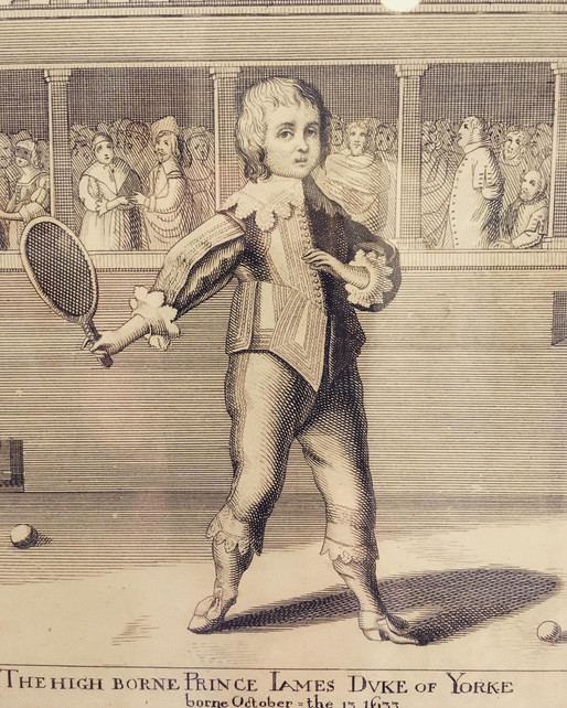 History of Tennis 1873 - 1900