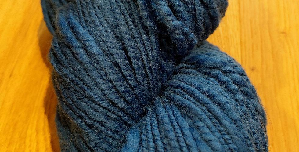 kräftigeres Blau
