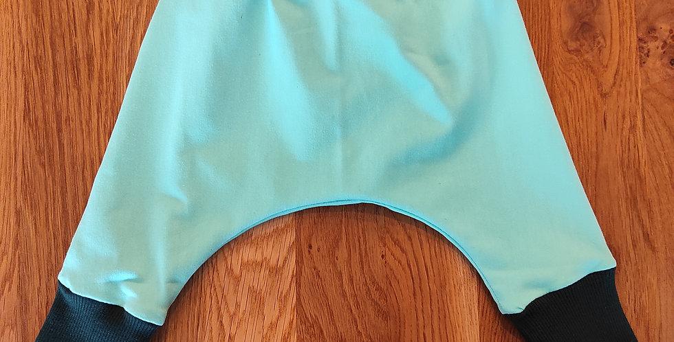 Pumphose türkis