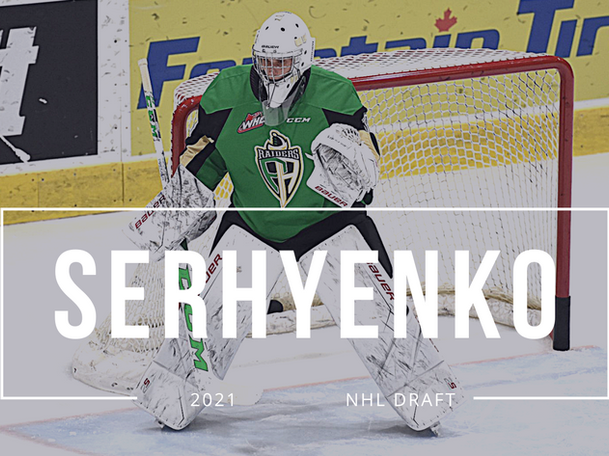 Carter Serhyenko – 2021 NHL Draft Prospect Profile