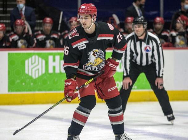 Prospect Spotlight: Seth Barton honing skills in pursuit of NHL dream
