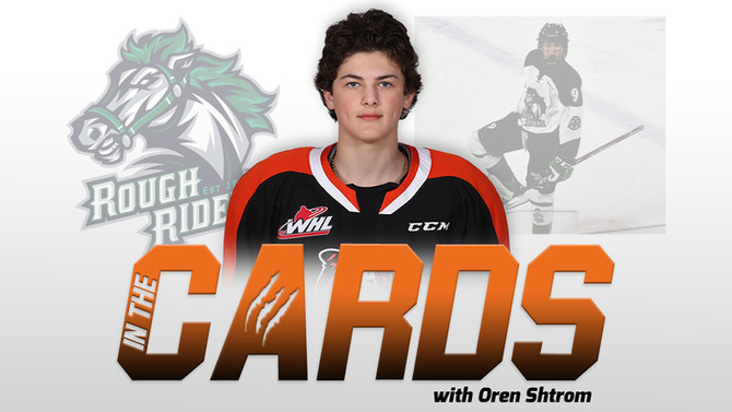 In the Cards With Oren Shtrom