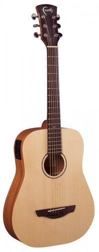 Faith Nomad Saturn Mini Electro Acoustic Guitar