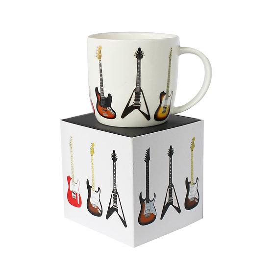 Electric Guitar Mug