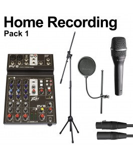 Home Recording Pack - Basic