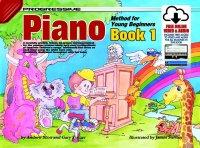 Progressive Piano Book 1