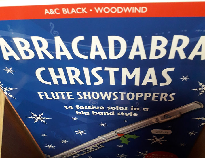 Abracadabra Christmas Flute Showstoppers