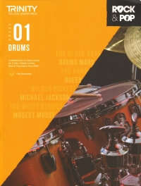 Trinity Rock and Pop Drums Grade 1