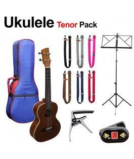 Tenor Ukulele Pack