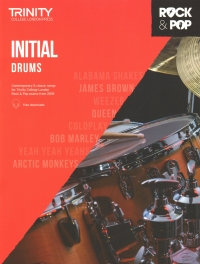 Trinity Rock and Pop Drums Initial Grade