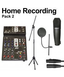 Home Recording Pack - Intermediate
