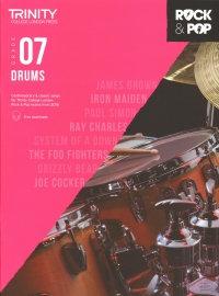 Trinity Rock and Pop Drums Grade 7