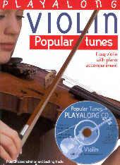 Playalong Violin Popular Tunes
