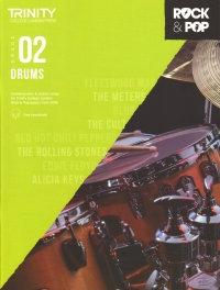 Trinity Rock and Pop Drums Grade 2
