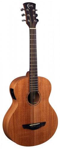 Faith Nomad Neptune Mini Electro Acoustic Guitar