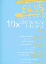 21st Century Songs for Piano Vocal Guitar