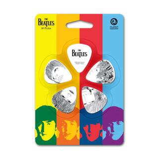 The Beatles Revolver Guitar Picks