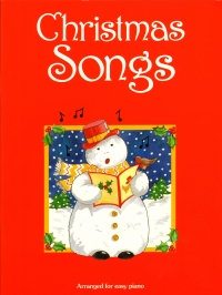 Christmas Songs Arranged For Easy Piano
