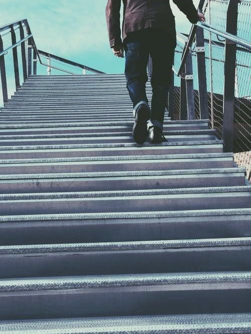 עליה במדרגות-ייעוץ פרישה לפנסיה