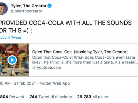 Coca-Cola nuova campagna 2021 a ritmo di musica!