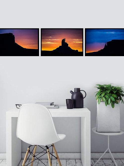 Set Amanecer en Monument Valley