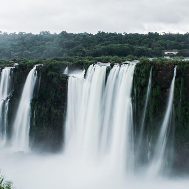 Devils Throat, Iguazú Falls, Argentina