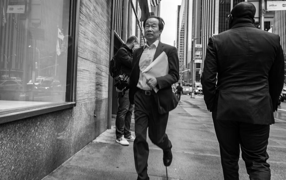 New York City, June 2017.