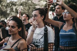 Climate Strike, September 20, 2019, Battery Park, New York City.