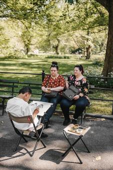 Central Park, New York City, September 23, 2019.