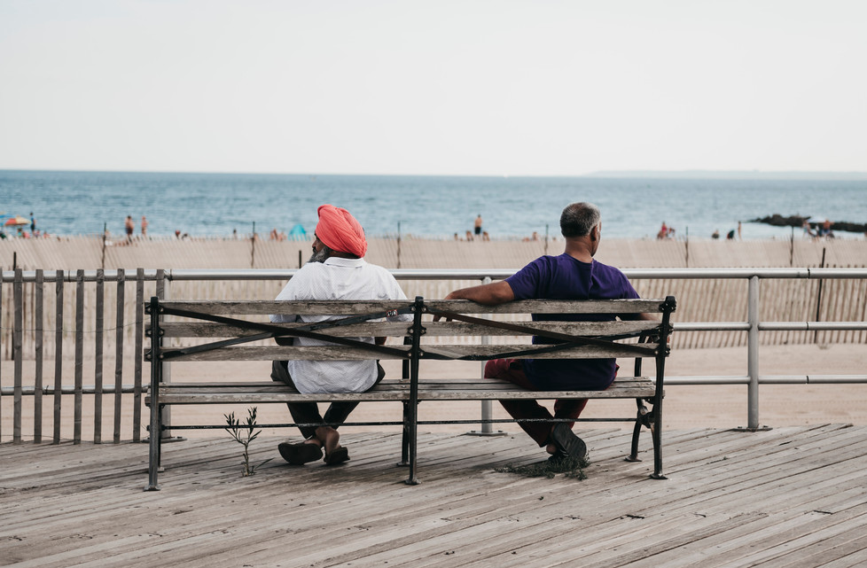 Coney Island, New York, August 2019.