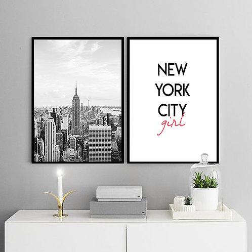 Set NYC Girl